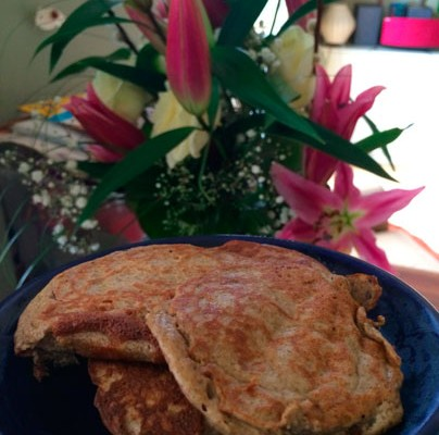 LOW CARB PANCAKES RECIPE FOR TUESDAY!