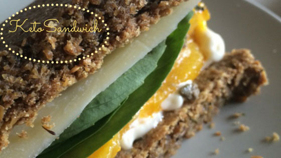 EGG-FREE LOW CARB BREAD