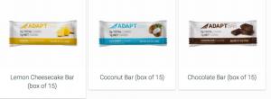 Adapt Bars