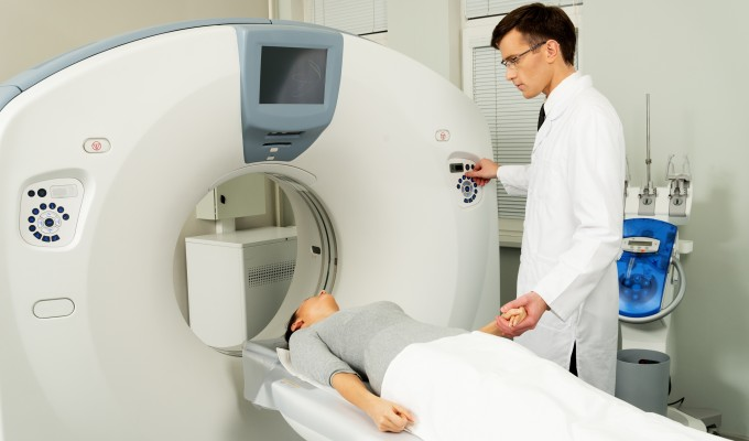 My CT Scan Experience