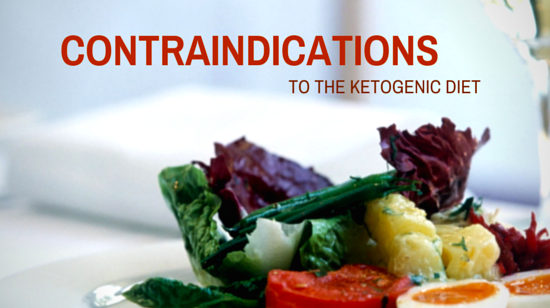 ketogenic diet contraindications
