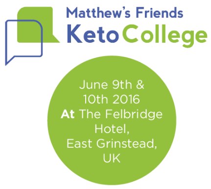 Keto College with Matthew's Friends